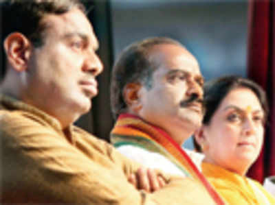 Tamil voters will decide winner in B'lore Central