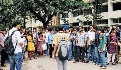 Vacancies force colleges to let go of engineering courses