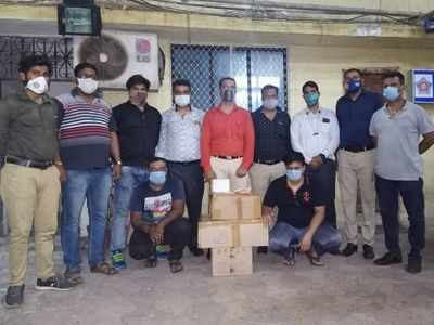 Remdesivir black marketing: Over 250 injections recovered from Andheri shop, two held