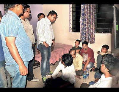 Constables shunted out for doing good job score a victory against police chief