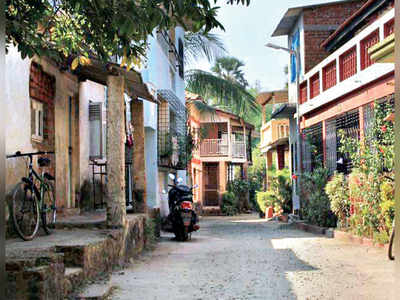 Residents see red after SRA proposes slum tag for gaothan