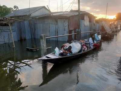 Assam floods: Death toll rises to 85
