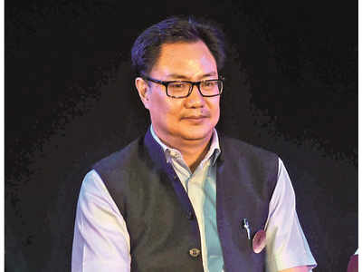 Standard of Indian football team has improved drastically, says Kiren Rijiju