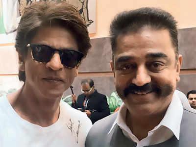 Shah Rukh Khan bags remake rights of Kamal Haasan's Hey Ram