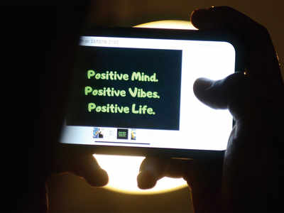 Two positives CAN make one negative