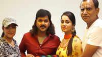 Bhojpuri actor Pawan Singh's 'Pawan Putra' look goes viral
