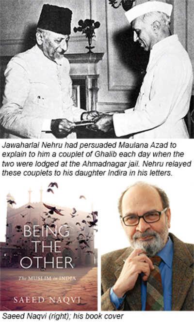 Nehru failed the Muslims'