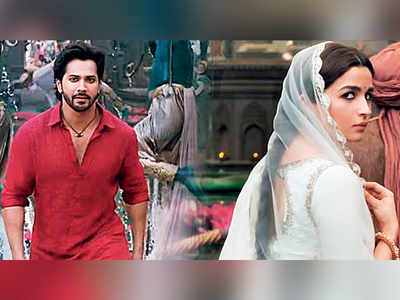 Kalank team turns up the Old Delhi charm
