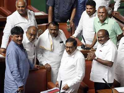 Our MLAs are being kidnapped, alleges Congress in assembly