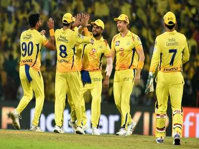 IPL 2019 play-offs in Chennai and Hyderabad