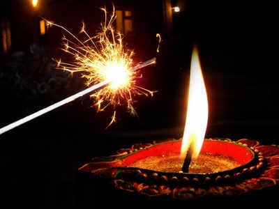 A quiet Diwali wish