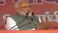 PM Modi addresses crowd at Sankalp Rally in Bihar's Patna