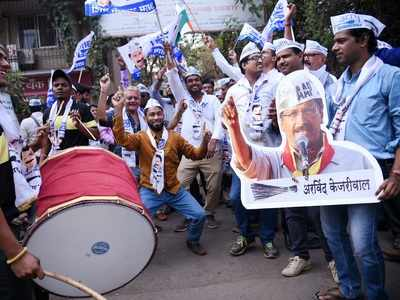 AAP to fight all local elections in Maharashtra