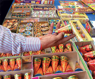 The Supreme Court has banned sale of fireworks in New Delhi? What do you think of the decision? And should it be implemented across the country?