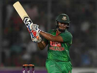 Bangladesh's Shakib Al Hasan ruled out of Nidahas tri-series with India, Sri Lanka