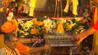Dipped in fervour, devotees celebrate birth of lord Krishna
