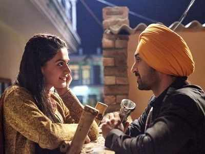 Soorma song Good man di laaltain featuring Diljit Dosanjh is a happy number