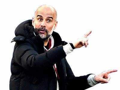 They're human beings, not machines: Pep Guardiola on rotating players
