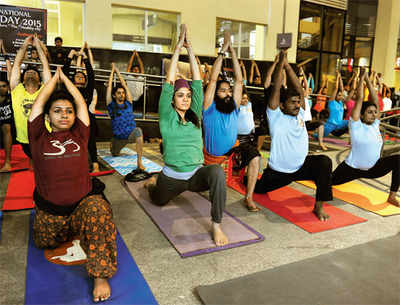 Bengaluru and Mysuru gear up for yoga marathons in June