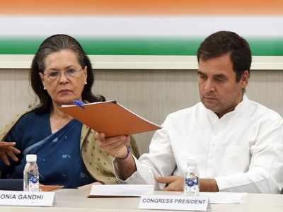 Congress crisis live updates: Sonia Gandhi to remain interim Congress chief