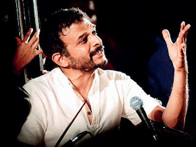 TM Krishna performs to a packed house at the NCPA in Mumbai