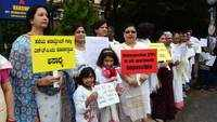 Bengaluru: Over 6,000 apartment residents protest against mandatory STP