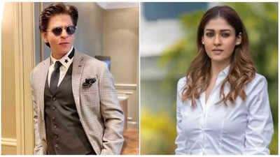 Shah Rukh Khan and Nayanthara begin 10-day shooting for Atlee's film in Pune