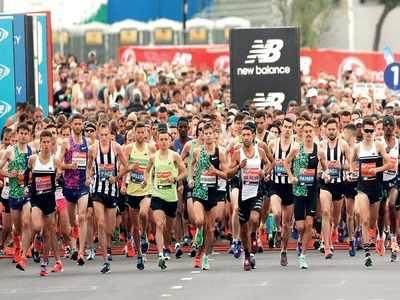2020 London Marathon postponed due to coronavirus
