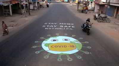COVID-19 situation serious in Mumbai, Kolkata, Jaipur, Indore: MHA