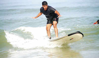 High tide for Indian surfers