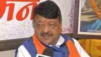 It wasn't a big issue, but was made huge: Kailash Vijayvargiya on his son's assault on an officer