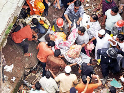 Bhiwandi building collapse: 'For 8 hours, we swung between hope and doom'