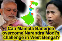 Can Mamata Banerjee overcome Narendra Modi's challenge in West Bengal?