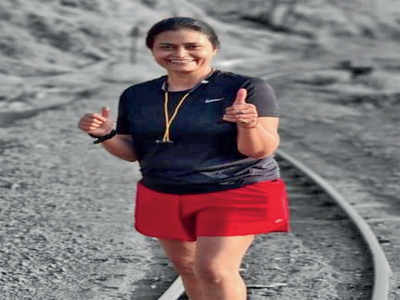 CR officer runs 945 km in 21 weeks for Covid awareness