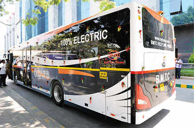 Electric buses better economically and environmentally, says IISc study