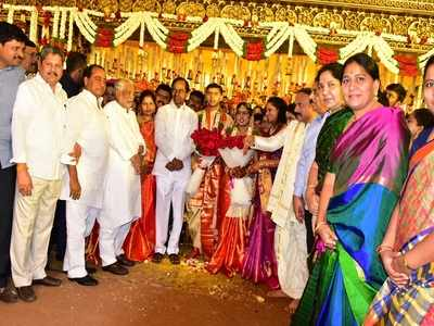 Telangana CM K Chandrasekhar Rao skips consoling veterinarian's family; attends two weddings in three days
