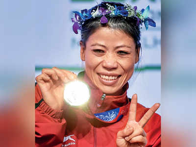 Mary Kom creates history, becomes first female boxer to achieve six World Boxing Championship titles