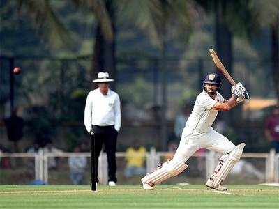 Mumbai's Suryakumar Yadav saves the day