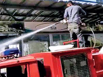 Bopal-Ghuma banks on Sanand for fire-tender