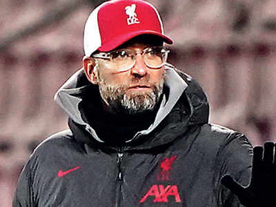Won't force Salah to stay: Klopp