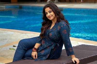 Vidya Balan's latest post is all about being positive amid coronavirus outbreak