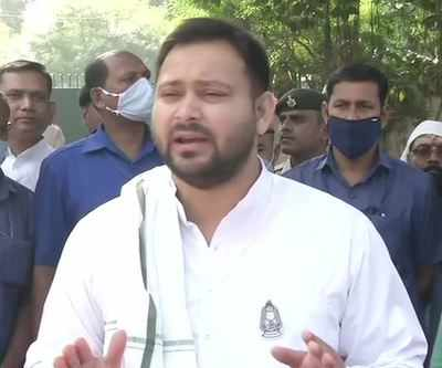 Bihar elections 2020 live updates: 'Nitish targeting Modi, women' Tejashwi says