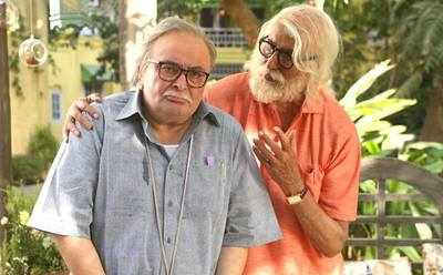 102 Not Out Movie Review: This Amitabh Bachchan, Rishi Kapoor film is a breezy watch