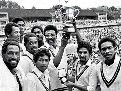 Evolution of Cricket World Cup from 1975 to 2015