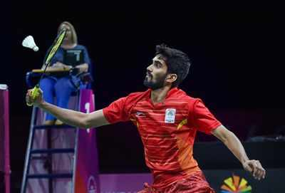 Shuttler Kidambi Srikanth scripts history, secures top spot in Badminton World Federation rankings