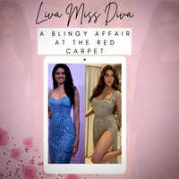 LIVA Miss Diva, A blingy affair at the red carpet