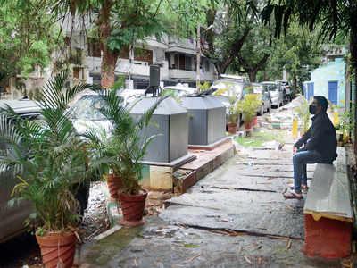 Vasanth Nagar is a model ward