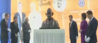 PM Modi unveils statue of Mahatma Gandhi on 2-day visit to South Korea