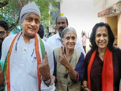 Brisk polling in Kerala; Rahul Gandhi's Wayanad leads in polling figures