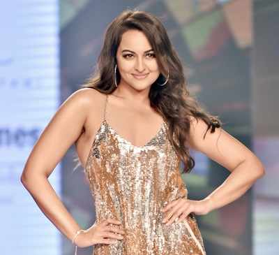 Happy Phir Bhaag Jayegi: Why Sonakshi Sinha had sore muscles but a smile on her face